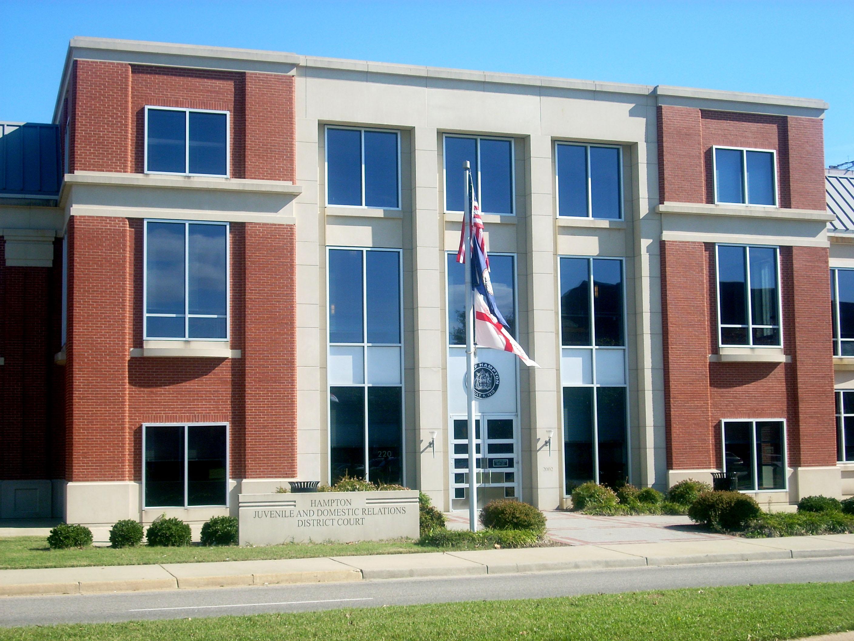Juvenile & Domestic Relations Court | Hampton, VA - Official