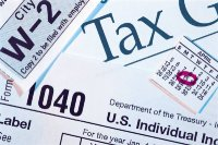 Tax forms Opens in new window