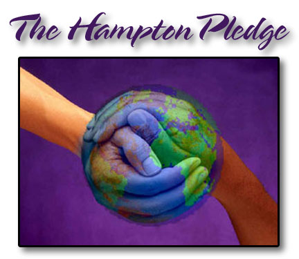 The Hampton Pledge