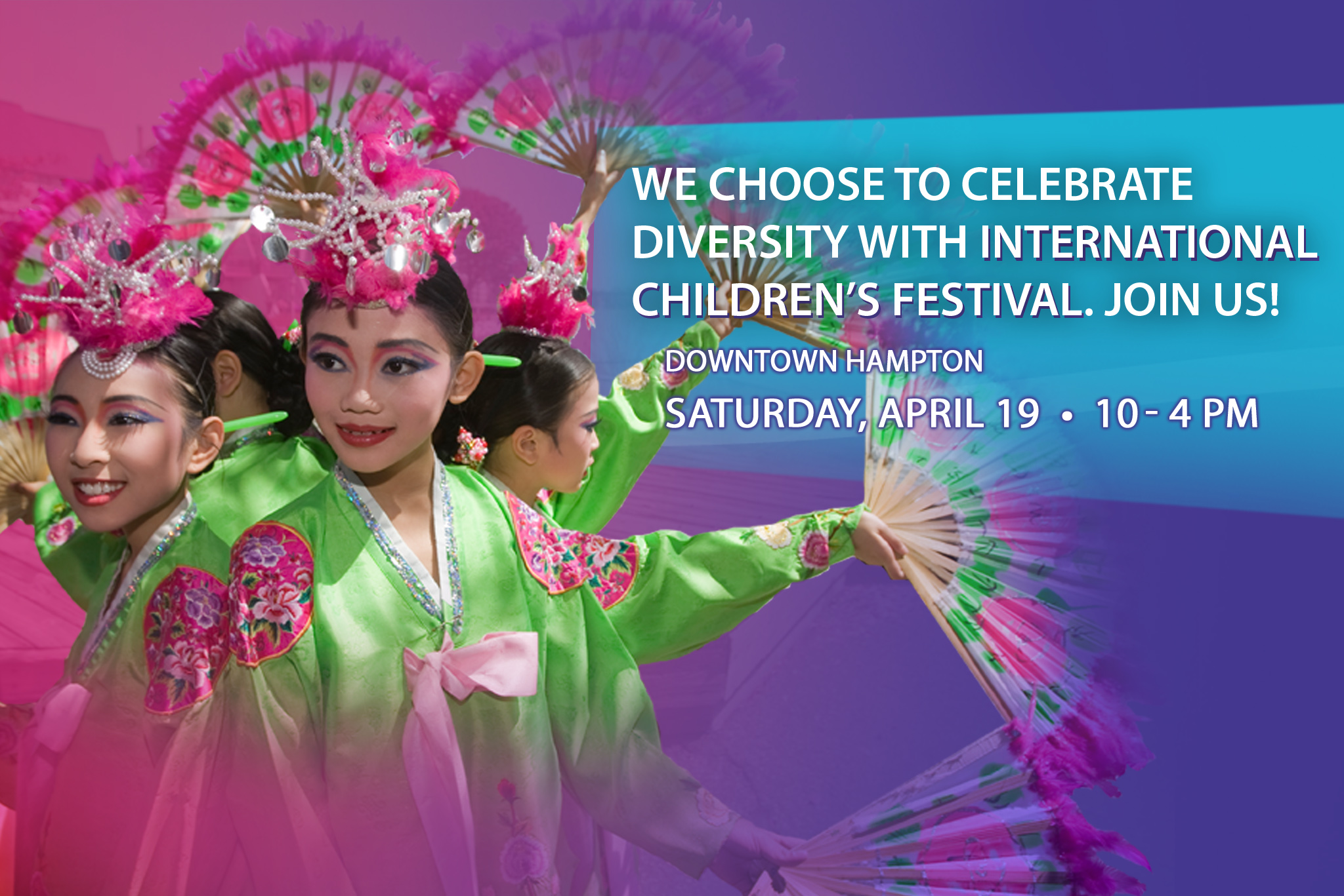 International Childrens Festival Choose Hampton