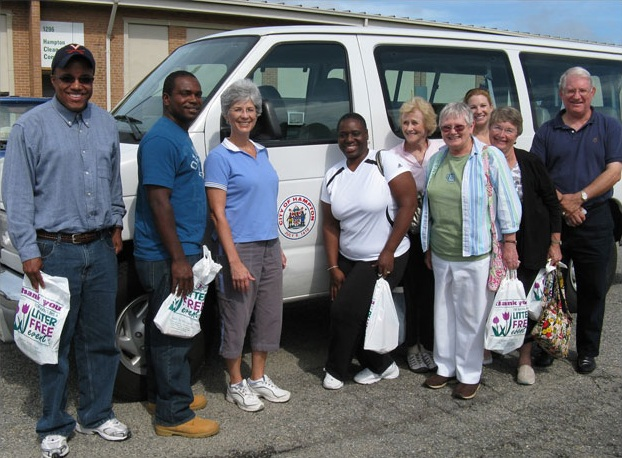 2011 Litter Index Volunteers