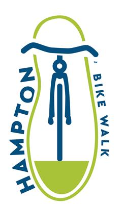 Hampton Bike Walk Logo