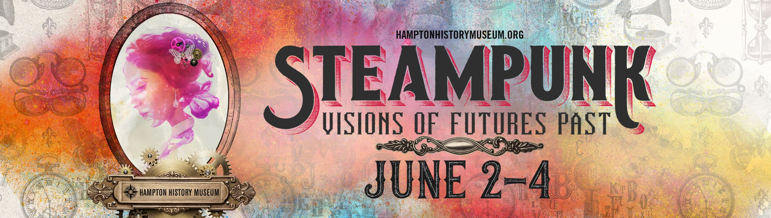 Steampunk: Visions of Future Past