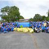 WeLoveU Foundation Hampton Clean City Commission special cleanup