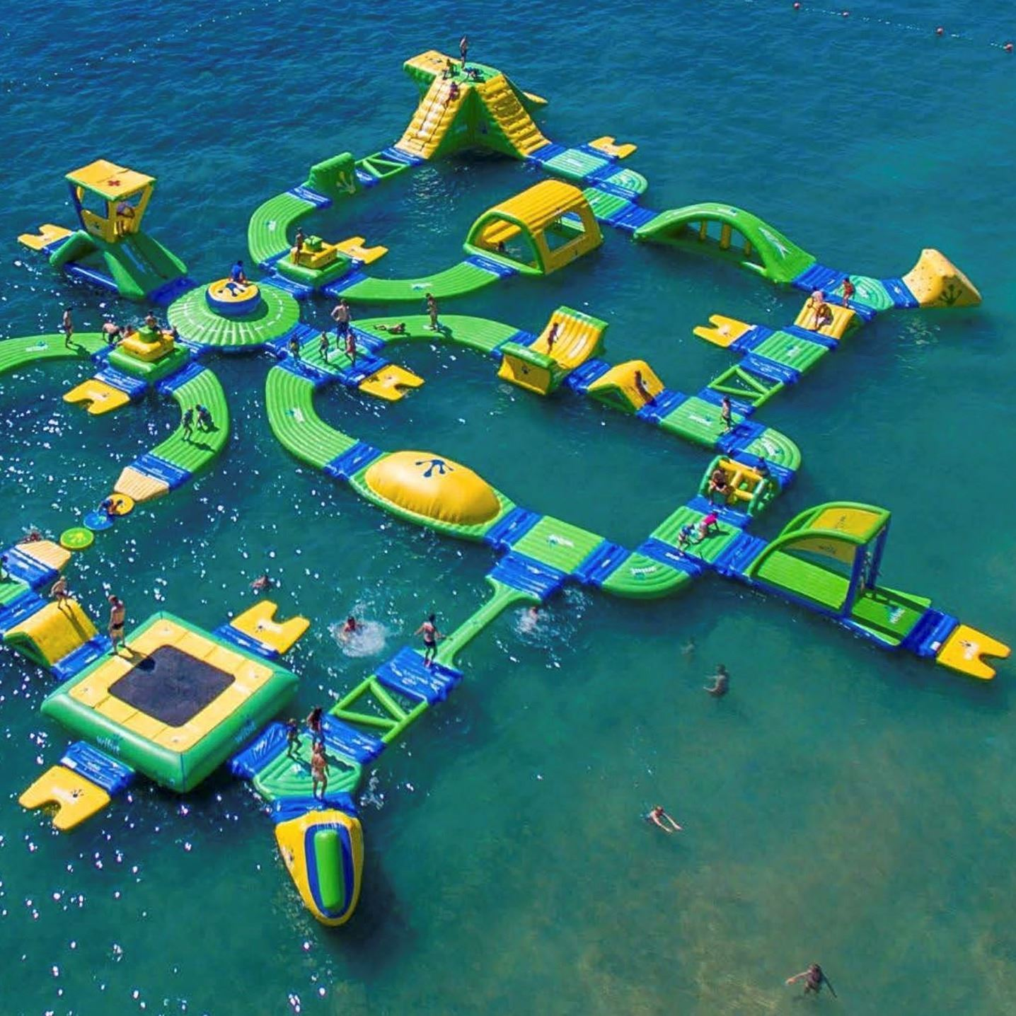 new water park