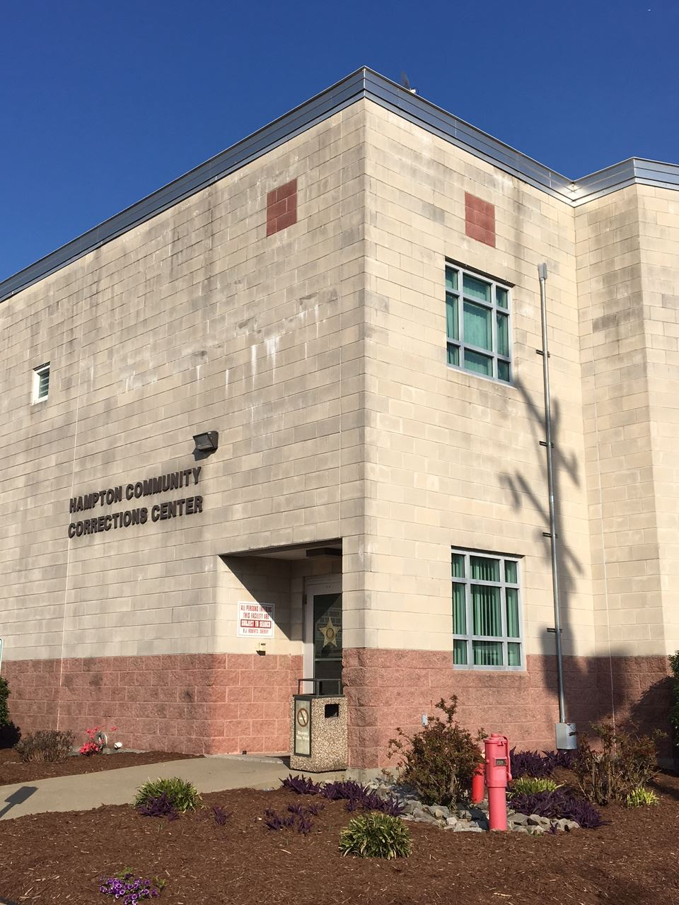 Hampton Community Corrections Center
