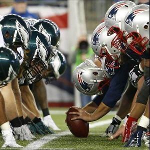 eagles vs patriots 2018