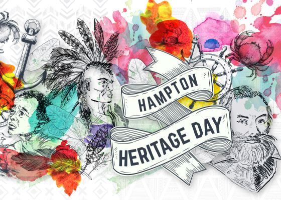 Hampton Heritage Day Blank