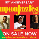 Hampton Jazz Festival On Sale Now