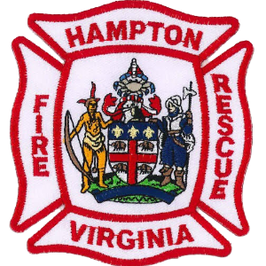 Hampton Fire Department Logo