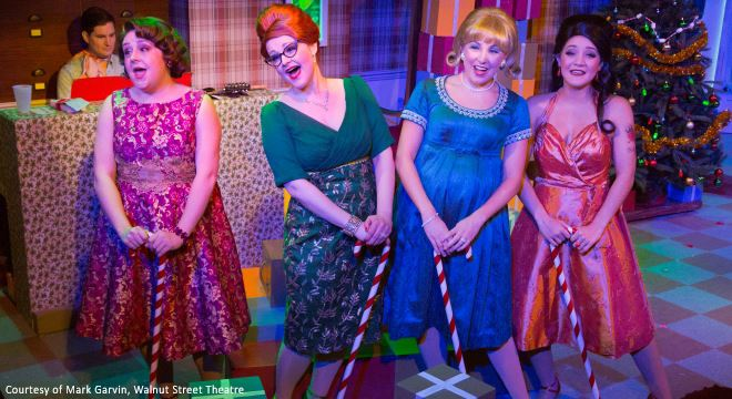 Winter Wonderettes at The American Theatre