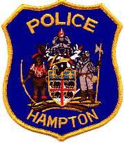 Hampton Police Patch