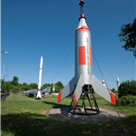 Air Power Park Little Joe Rocket