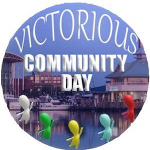 Victorious Community Day 2019 newflash