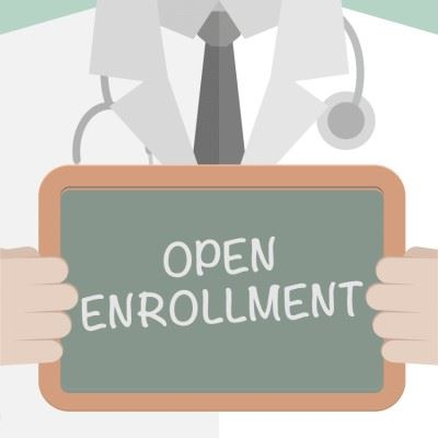 open enrollment icon