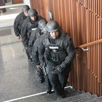 Hampton Sheriff and Hampton Police partner in Active Shooter Training