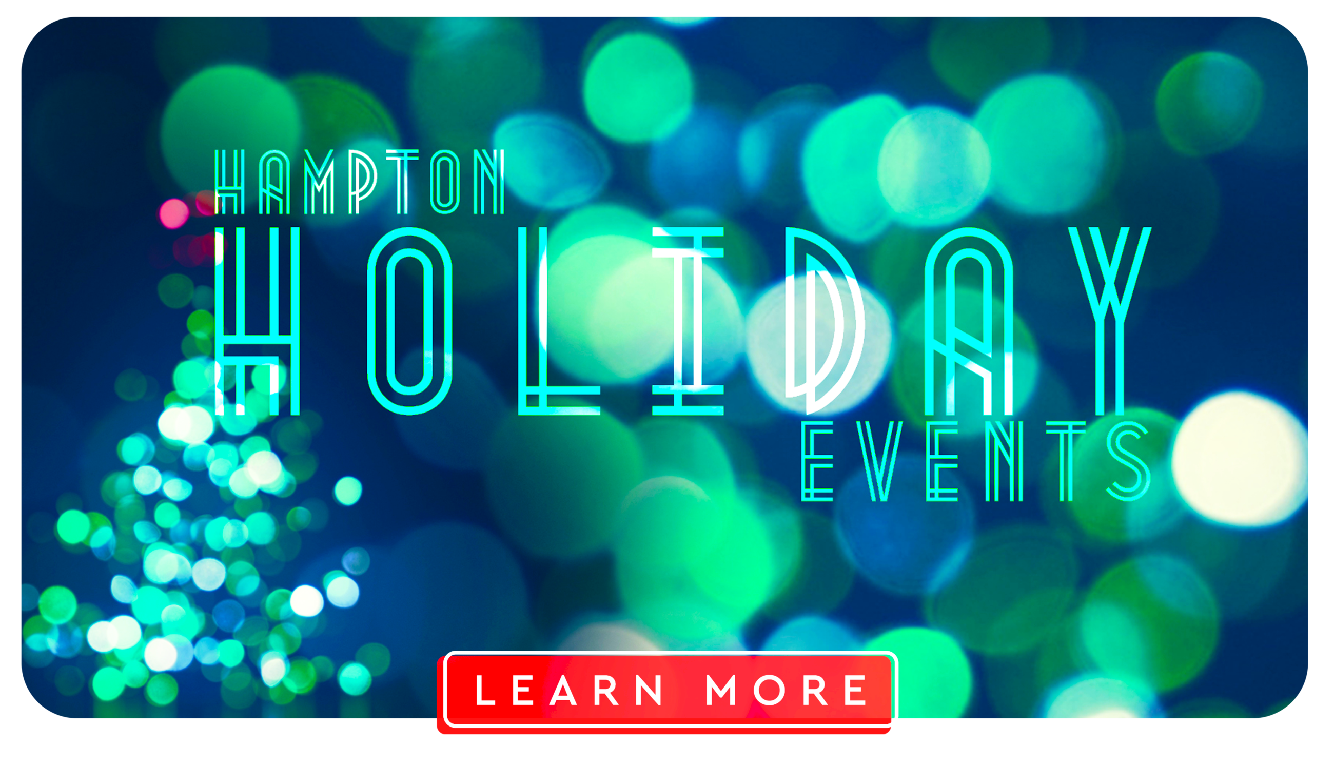 Holiday Events web ad