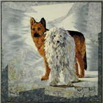 Quilt Fest - Snow Buddies