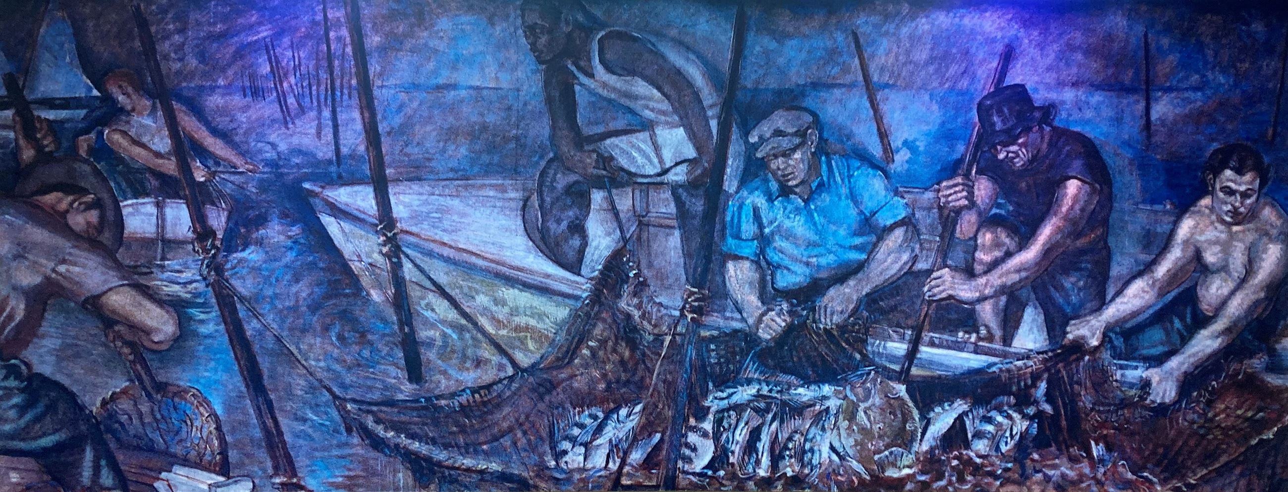 Chesapeake Fishermen adjusted