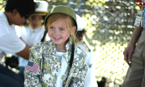 Celebration of the Military Child