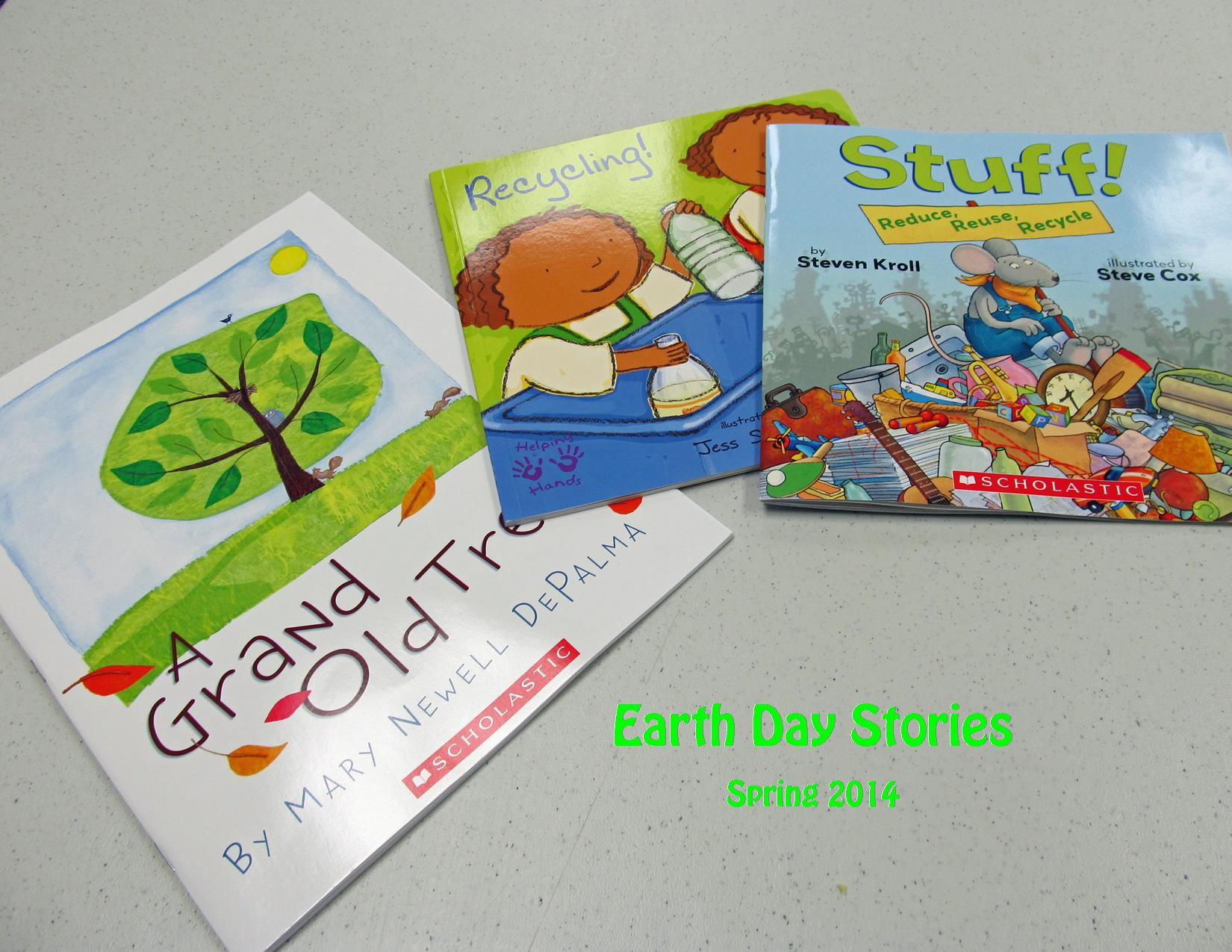 4-2014 Earth Day Stories