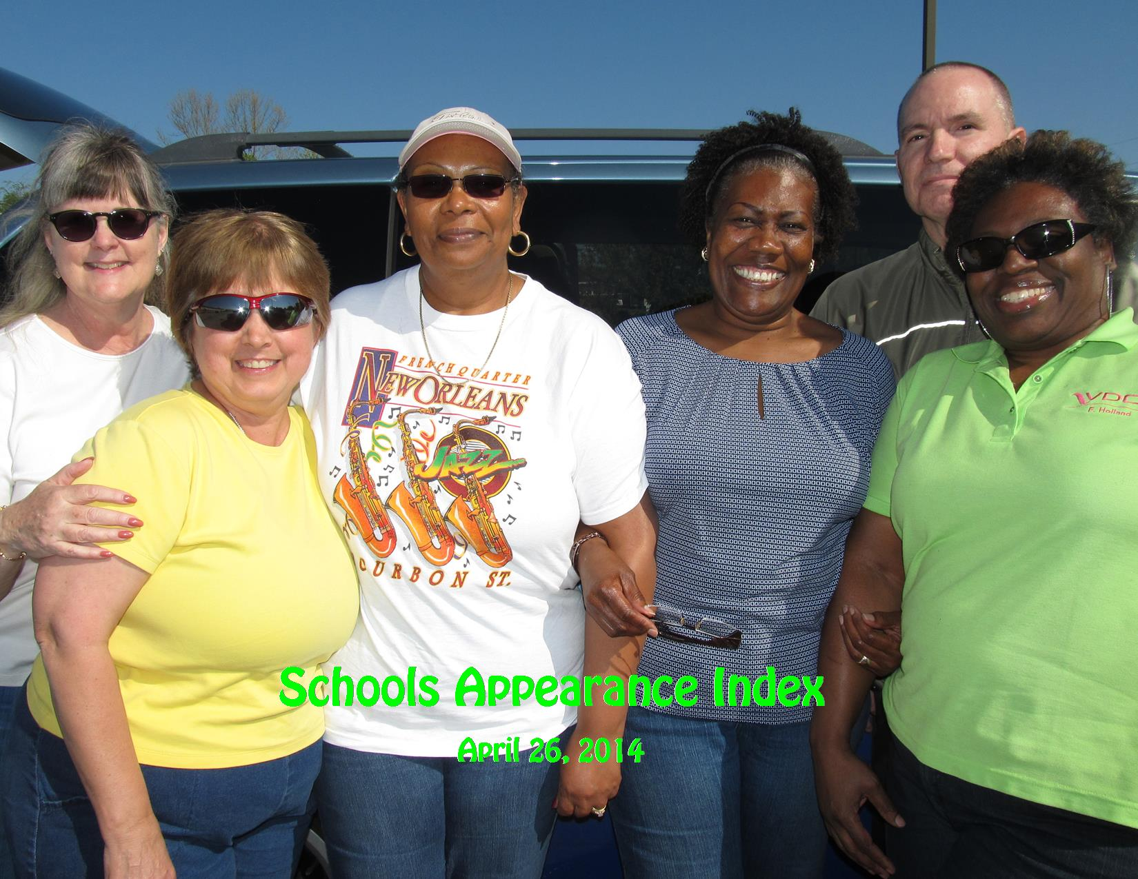4-26-14 Schools Appearance Index