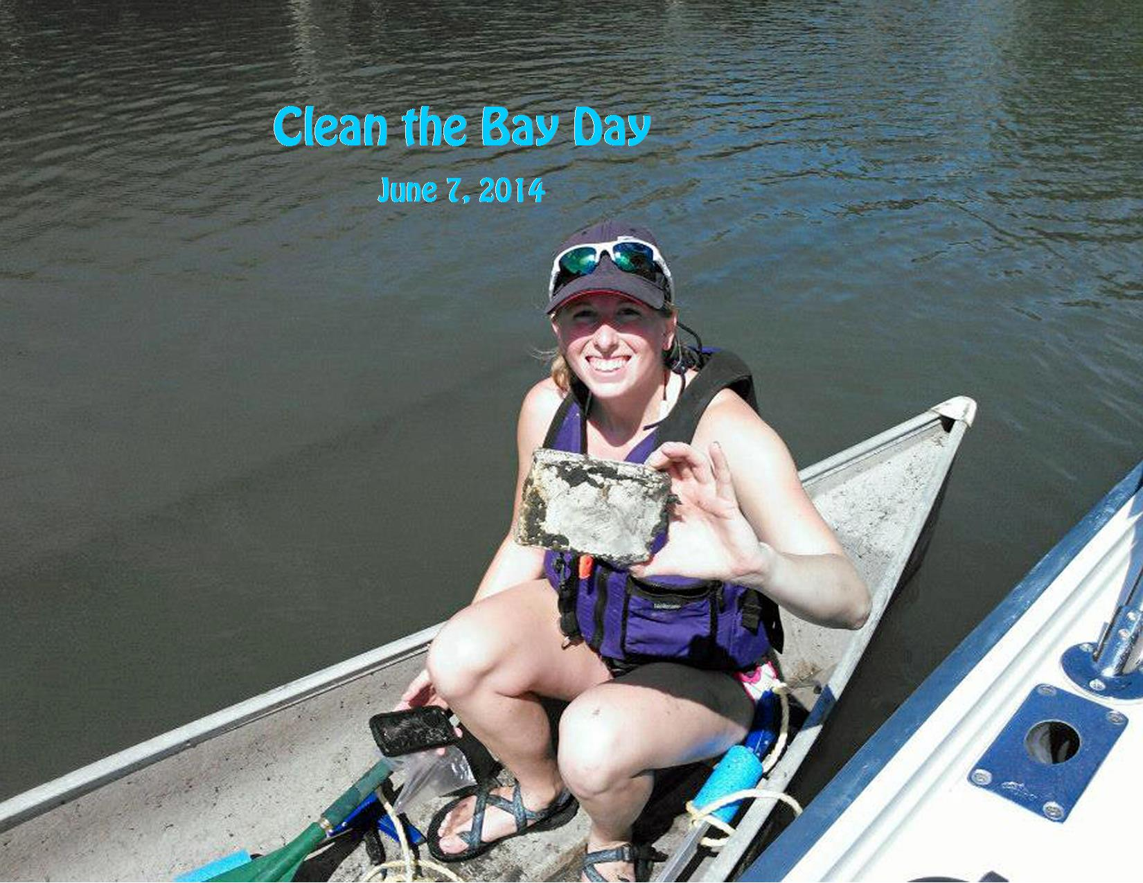 6-7-14 Clean the Bay Day Cassette