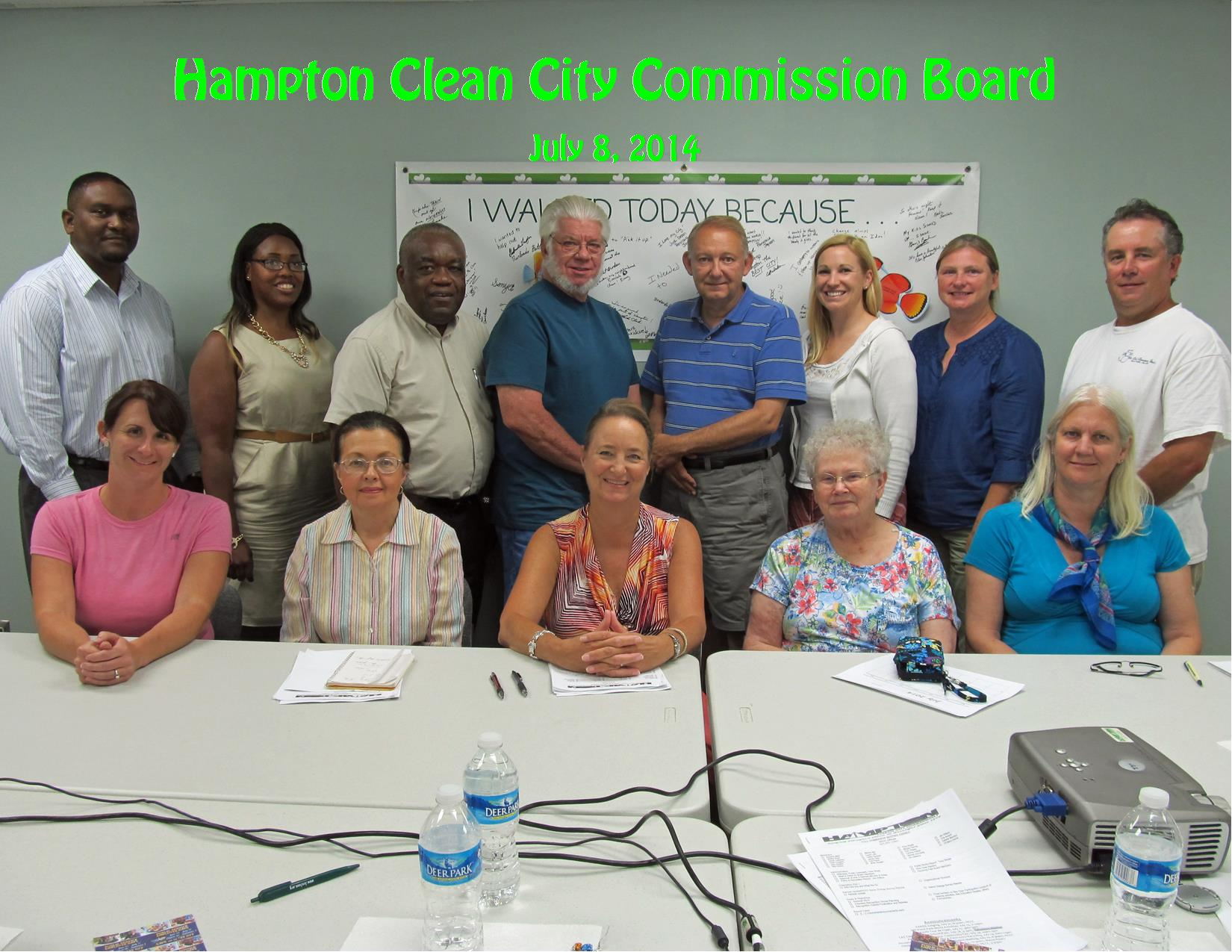 7-8-14 Commission Meeting