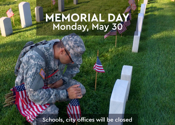 Memorial Day image for 2016
