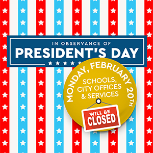 Image result for presidents day schools closed