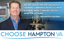 Choose Hampton VA!