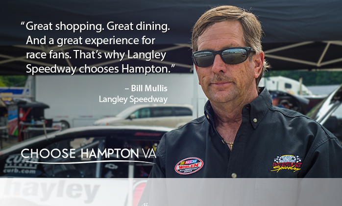 Choose Hampton!