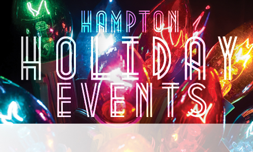 Choose Hampton for the Holidays!