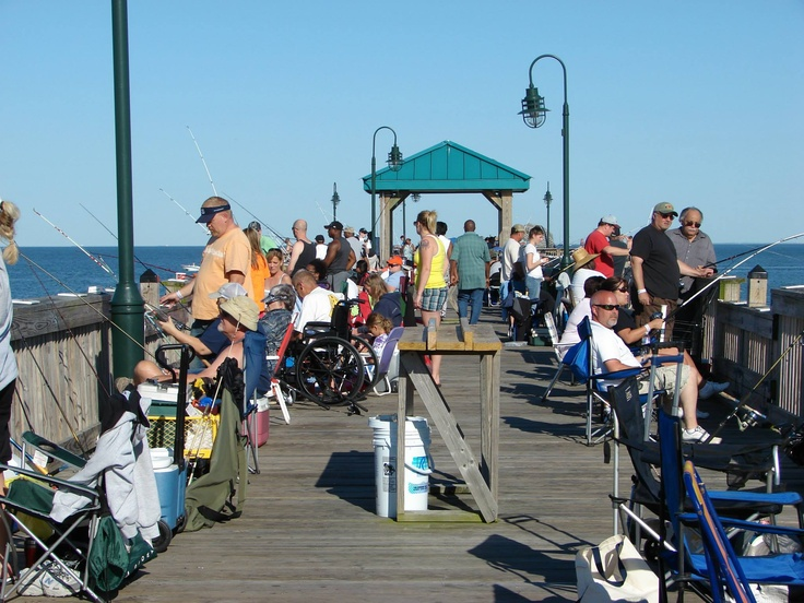 Fishing hampton va official website for Va beach fishing pier